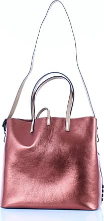 Manila Grace Shoulder Bags Rust