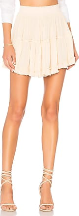 Young Fabulous & Broke Tahiti Skirt in Neutral