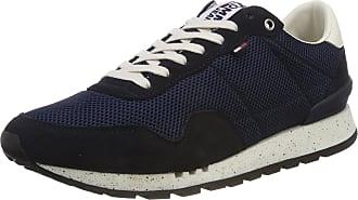 4d2e52340e5057 Tommy Jeans Hilfiger Denim Mens Lifestyle Sneaker Low-Top