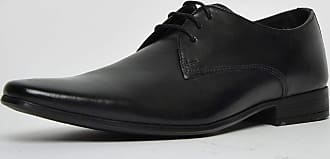 Ikon Classic Drayton Leather Mens Black