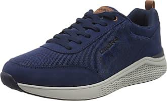 Kangaroos Mens Ka-Bind Low-Top Sneakers, Blue (Dk Navy 4071), 8 UK