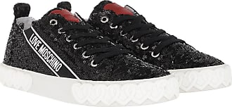 Love Moschino Sneaker Vulcanized Nero