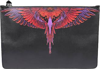 Marcelo Burlon Marcelo Burlon men Wings document holder nero