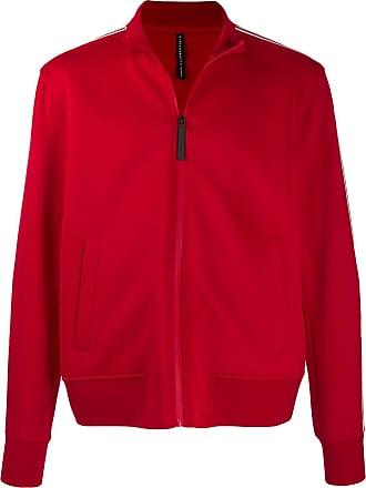 Blackbarrett Jaqueta esportiva de jersey - Vermelho