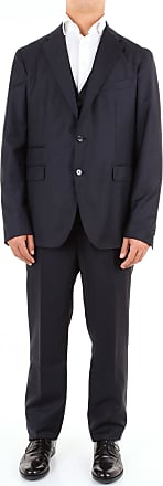Tagliatore Single-breasted suits Blue