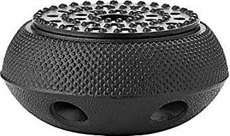 Old Dutch International 1078MB 6 Teapot Matte black cast iron tetsubin warmer 5.7