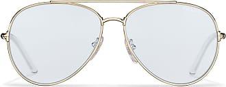 Prada Óculos de sol aviador Decode - Cinza