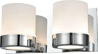 Elk Lighting Mulholland 2 Light Bathroom Vanity Light - BV2122-10-15