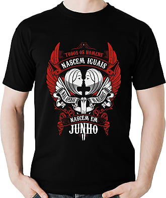 Dragon Store Camiseta Homens de Junho Gemeos os Melhores Signo