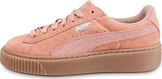 Baskets Puma Femme Platform Rose Animal Suede CBrxsthQd