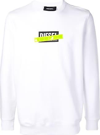 Diesel Gir y4 sweatshirt - White