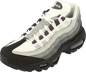 Nike Air Max 95 Mens Running Trainers CJ7553 Sneakers Shoes (UK 7 US 8 EU 41, Black Gridiron Dark Grey 002)