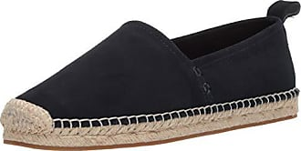 Emporio Armani Mens Suede Espadrille Moccasin Navy 7 Medium UK (8 US)