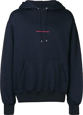 OAMC printed hoodie - Azul
