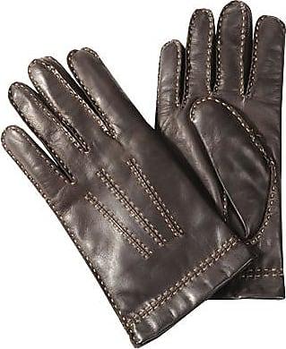 b6924753e7b9cd Roeckl Herren Handschuhe, Nappaleder Kaschmir gefüttert, haselnussbraun
