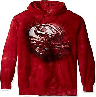 The Mountain Mens U of South Carolina Gamecock H Bt-Adult Hoodie Sweatshirt, Red, XX-Large