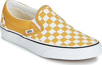 vans a carreaux rose