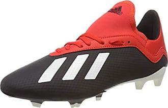 timeless design 9ca91 06559 adidas X 18.3 FG J, Zapatillas de Fútbol para Niños, Negro Core Black