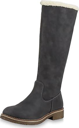 Scarpe Vita Women Winter Boots Warm Lined 152545 Grey UK 5.5 EU 39