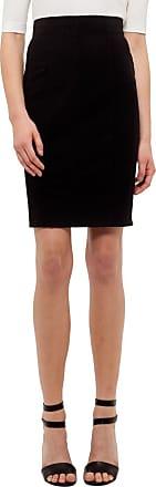 Akris Wool Pencil Skirt
