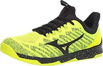 Black//Safety Yellow US Mizuno Men/'s Wave Sky 2 Running Shoe M 9.5 D