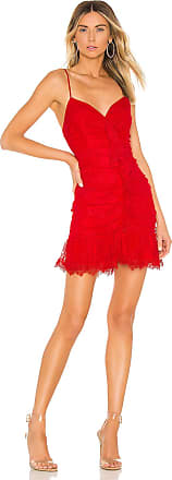 NBD Marvin Mini Dress in Red