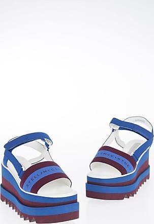 Stella McCartney 8cm Fabric Sandal with Wedge size 38,5
