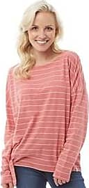 Animal long sleeve top with side tie detail