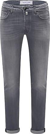 Jacob Cohen Jeans J688 Comfort Extra Slim Fit grau bei BRAUN Hamburg