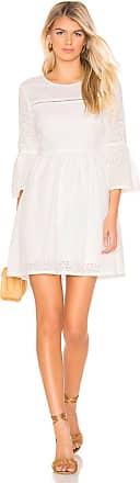 BB Dakota JACK by BB Dakota Eyelet On The Prize Dress in White