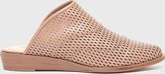 Kelsi Dagger Adelaide Flats Nude Leather WomenS Flat 6.5