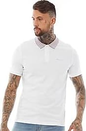 Ben Sherman short sleeve pique polo