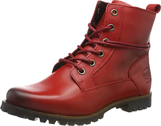 Dockers by Gerli Womens 41iy204 Ankle Boots, Red (Rot 700), 5.5 UK