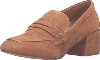 Chinese Laundry Womens Marilyn Slip-on Loafer, Camel Suede, 9 M US