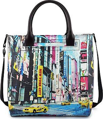 Y Not YNOT New york black Pop 418SO Bag