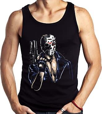 Dragon Store Camiseta Regata Jason Exterminador Filme Terror Assassino