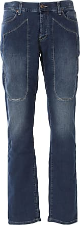 Jeckerson Jeans On Sale in Outlet, Denim Blue, Cotton, 2017, 31