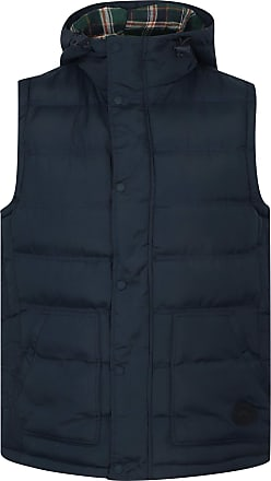 Tokyo Laundry Redshift Hooded Gilet in True Navy S