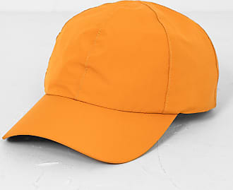 Norse Projects Gore Tex Sports Cap Cadmium Orange