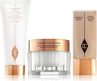 Charlotte Tilbury The Gift Of Goddess Skin - Mask, Moisturiser & Primer Set