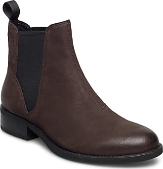 Vagabond Cary Shoes Boots Ankle Boots Ankle Boots Flat Heel Brun VAGABOND