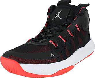 Nike Jordan Mens Jumpman 2020 Black RED Size 12.5