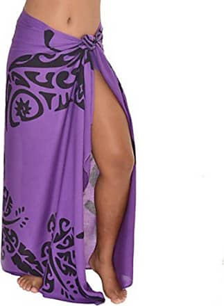 JERFER Sey Women Leaf Print Sunscreen Shawl Beach Bikini Swimwear Wrap Coverup Skirt Summer Skirt For Women