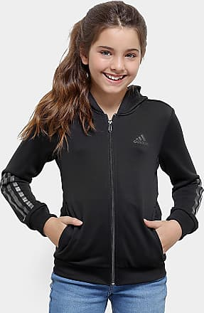c838b393840 adidas Jaqueta Infantil Adidas Yg Tr Fz Hd Feminina - Feminino