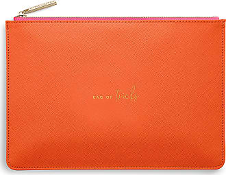 Katie Loxton COLOR POP PERFECT POUCH - BAG OF TRICKS - Orange - 16 x 24 cm