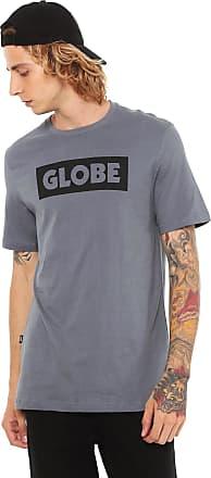 Globe Camiseta Globe Logo Grafite
