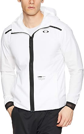 Oakley 3rd-G Zero Shield Jacket 2.0, White, Medium