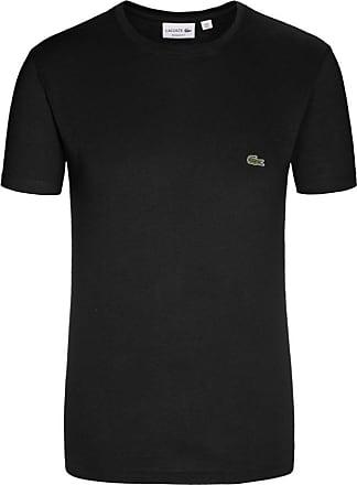 Lacoste T-Shirt, Rundhals von Lacoste in Schwarz für Herren