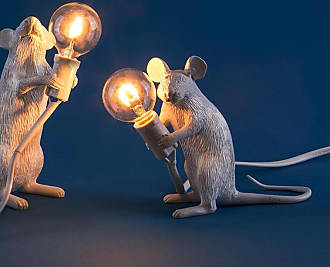 Seletti Mouse Lamps Sitting Table Lamp