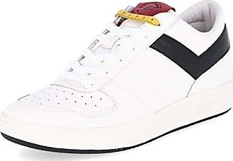 2bbe5a8d7f910f Pony Sneaker City Wings 283 Größe 46 EU Weiß (Weiß)